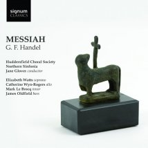 Buy Huddersfield Choral Society - Handel Messiah (2010)