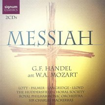 Buy Huddersfield Choral Society - Handel Messiah (1988)