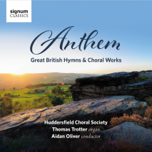 Buy Huddersfield Choral Society - Anthem Album (2016)
