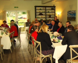 Annual Patrons' lunch 14th November